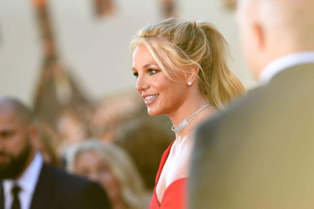 Britney Spears tutela legale