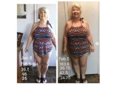 Joan McDonald trasformazione