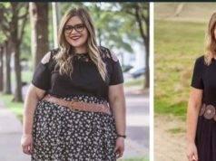 perdere 57 kg con 5 abitudini