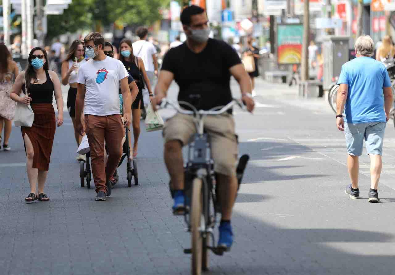 L'Italia teme per la mancata ripresa economica dopo la pandemia (Getty Images)