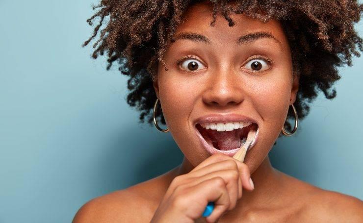 Denti puliti