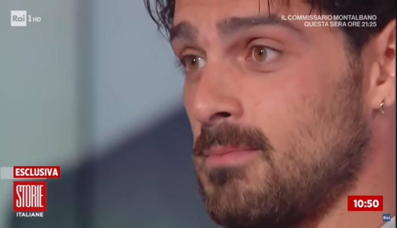 Michele Morrone preoccupato per i figli