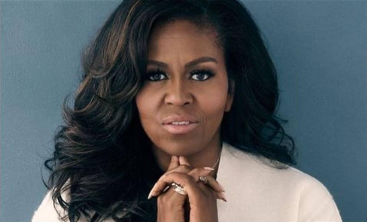 Michelle Obama depressione