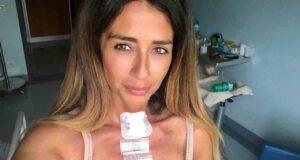 Raffaella Mennoia fa un'amara confessione