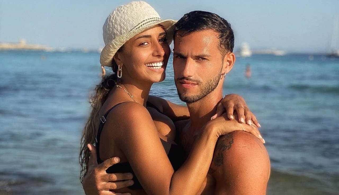 Sara Shaimi e Sonny di Matteo a Temptation Island
