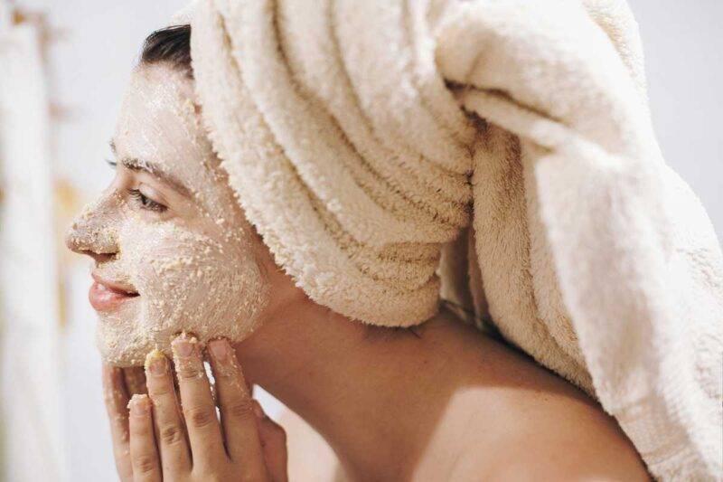 Come pulire il viso