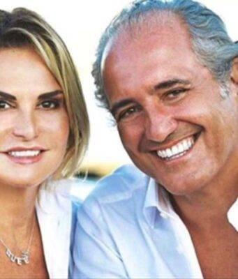 Simona Ventura e Giovanni Terzi matrimonio