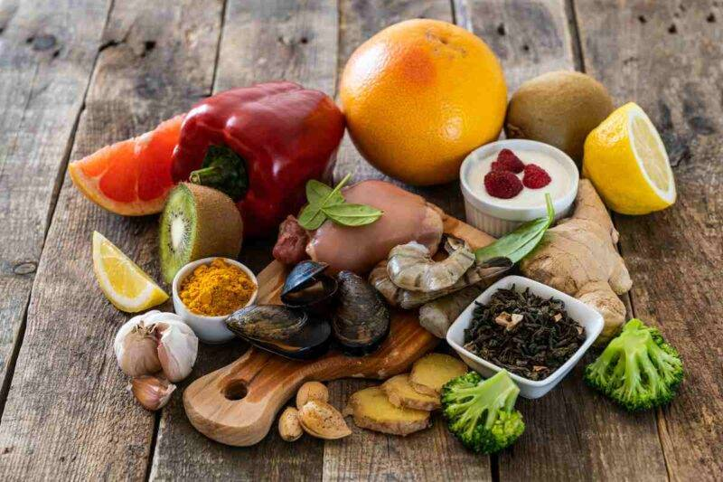 Benefici vitamina E