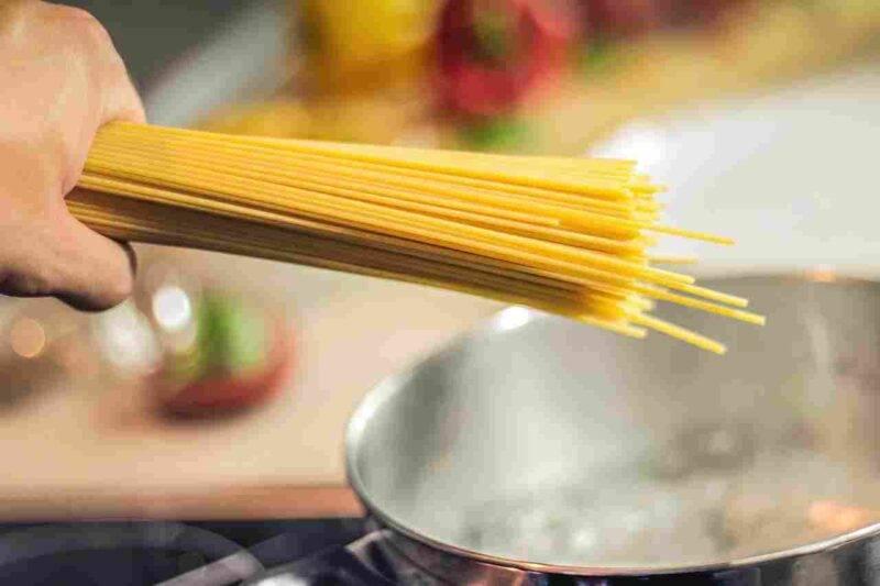 spaghetti crema di tonno