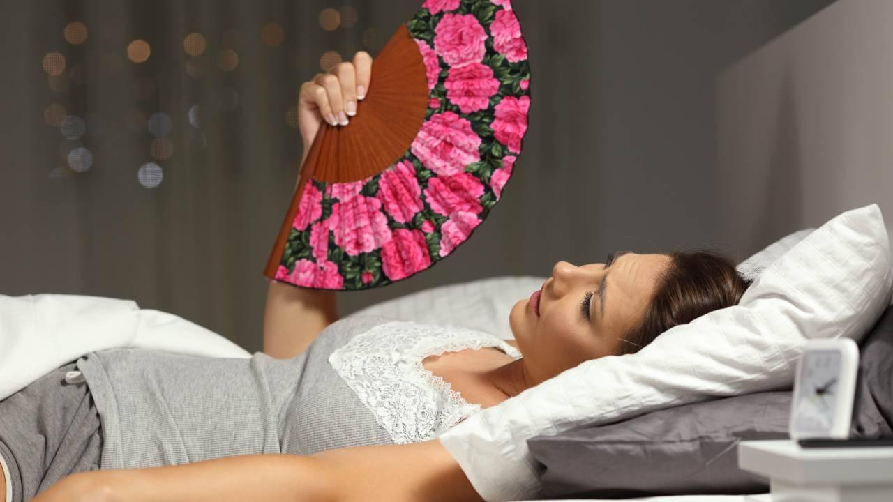 rimedi caldo di notte dormire
