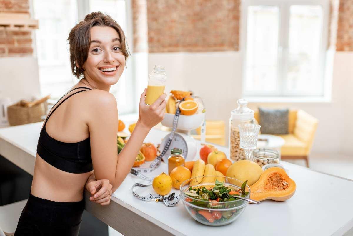 Alimenti detox post pasti abbondanti