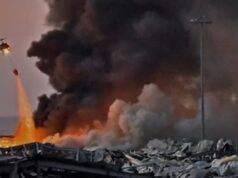 esplosione beirut libano strage
