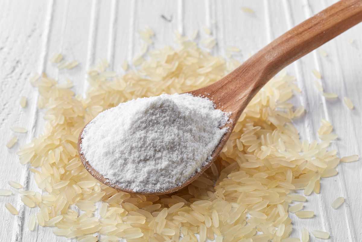 Allerta per farina di riso