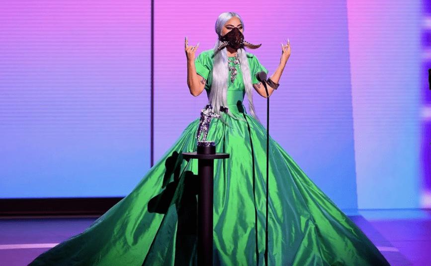Lady Gaga VMA 2020