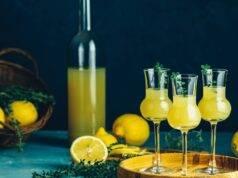 limoncello fatto in casa ricetta