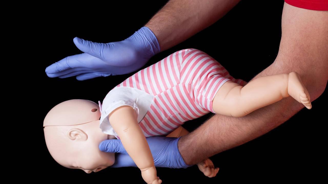 manovre disostruzione neonati