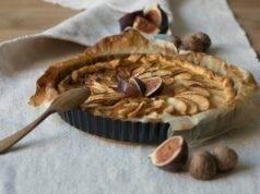 Crostata di fichi e semifreddo al cuore di fico: 2 facili dessert