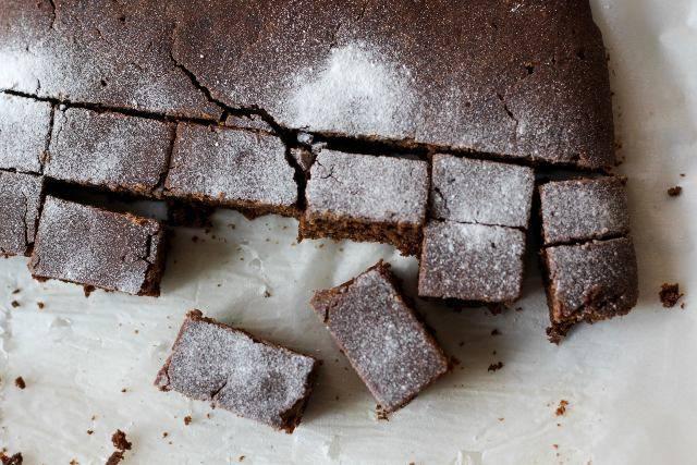 Ricetta torta all'acqua al cioccolato