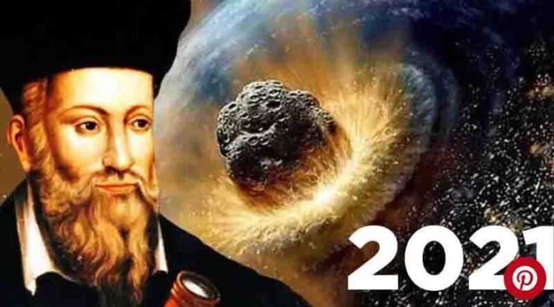 profezie Nostradamus per il 2021