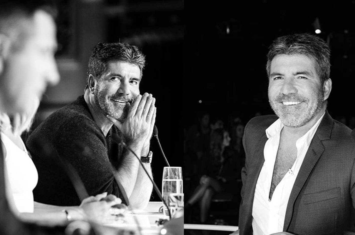 Simon cowell instagram