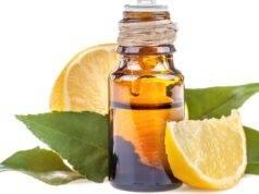 oleolito di limone fai da te ricetta