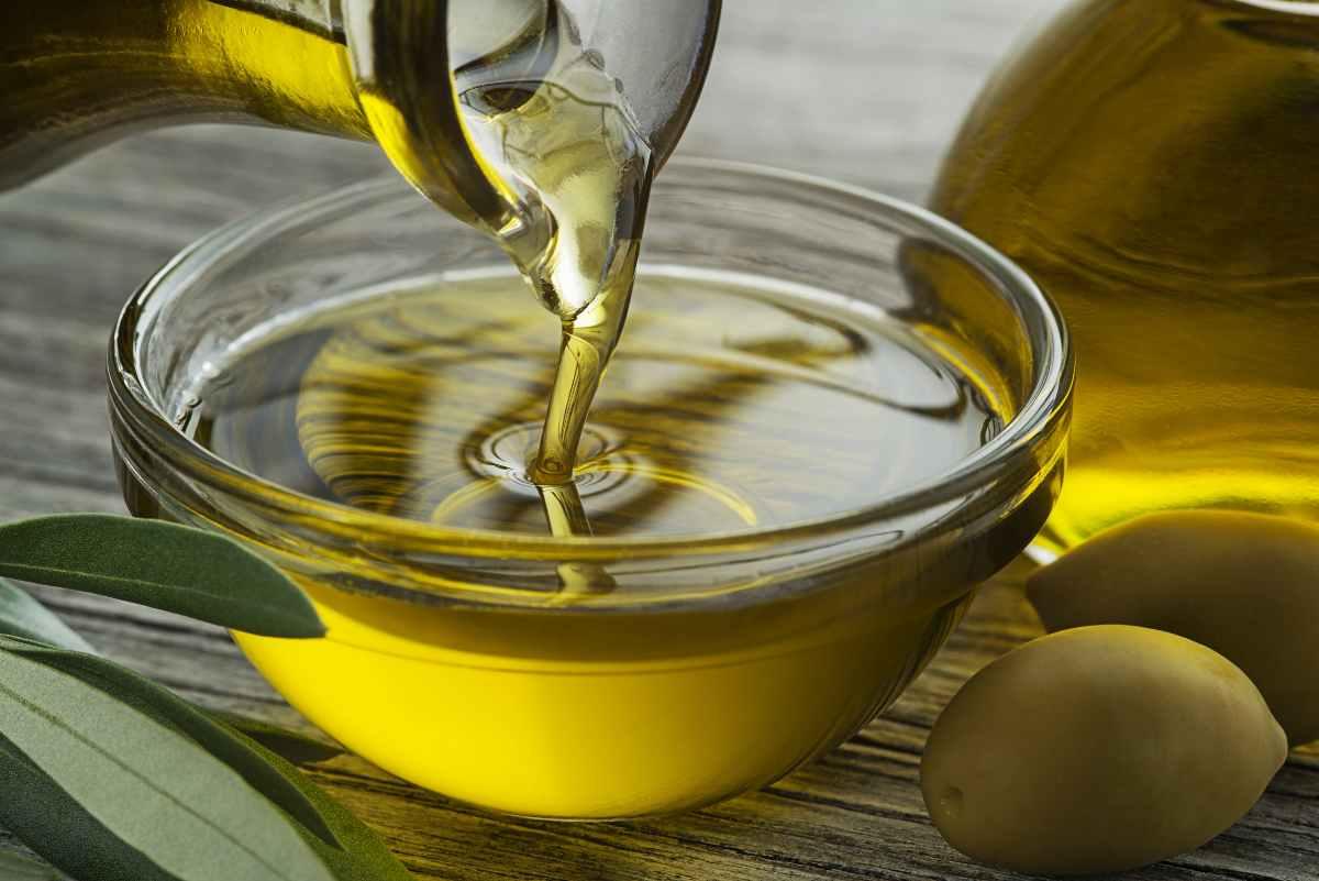 olio evo quantità giornaliera