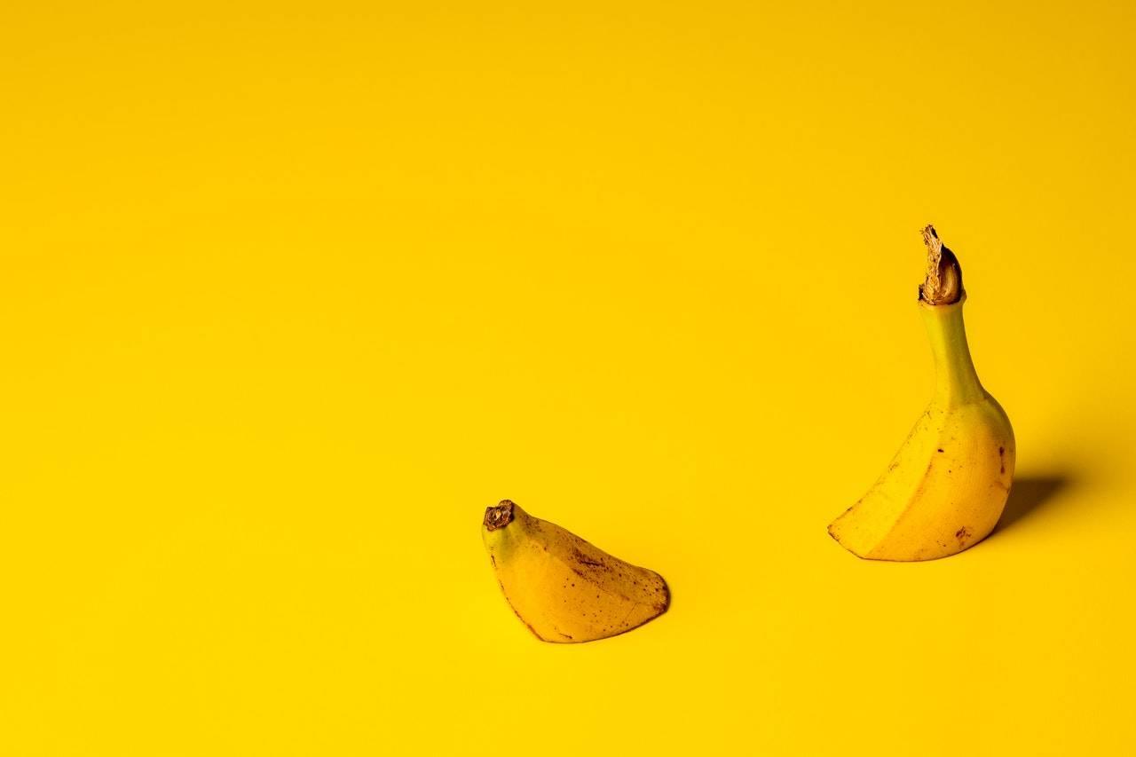 banana frutto sano