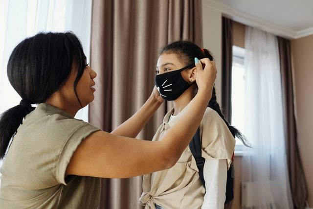 moda e mascherina