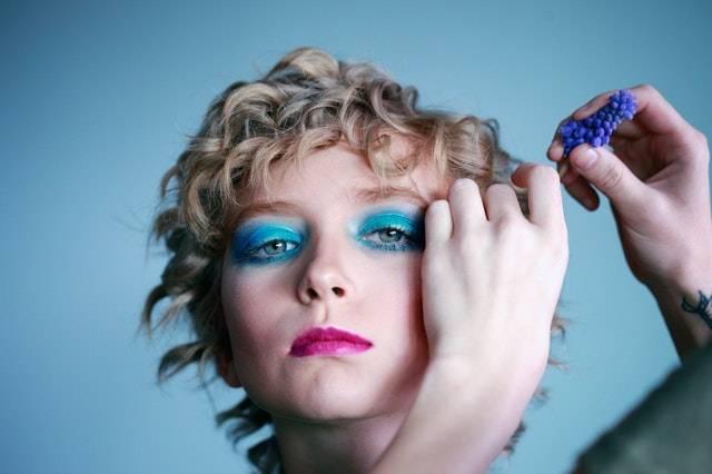 make up anni 90