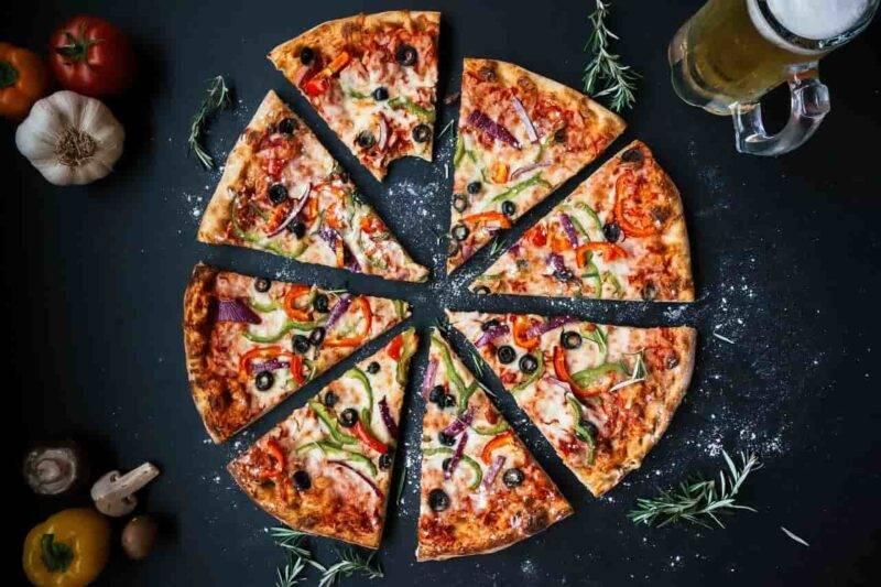 Pizza per cena