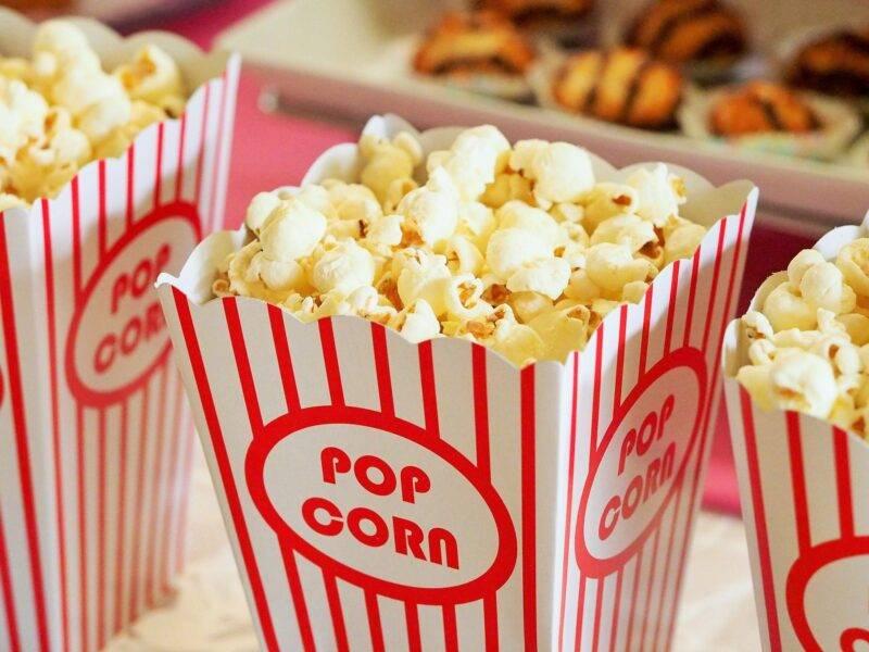 pop corn cinema