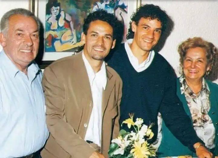 Roberto Baggio lutto