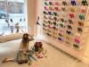Sarah Jessica Parker nel suo store