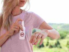 spray anti zanzare fai da te la ricetta che funziona!
