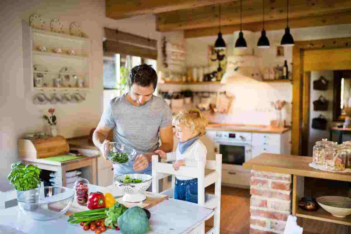 Torretta Montessoriana: a cosa serve, come costruirla e dove comprarla