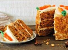 Carrot cake senza forno: la torta della domenica facile facile