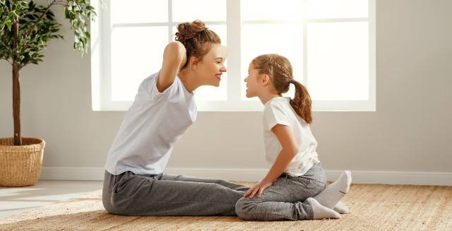 Workout per mamme con bimbi da fare a casa