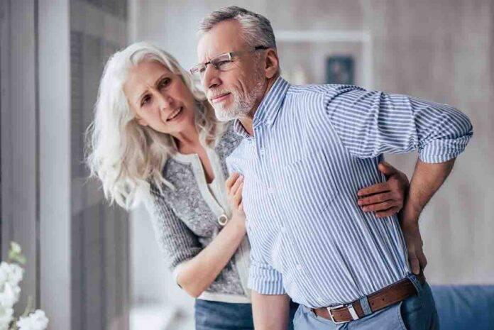 dolore avvertto in coppia