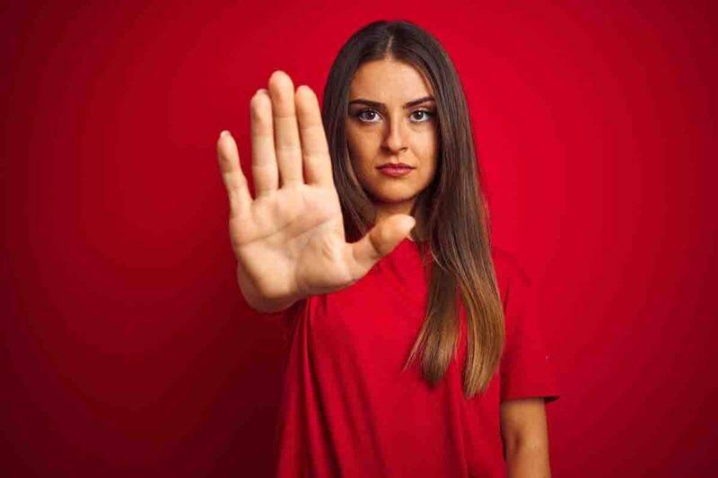 stop relazioni tossiche