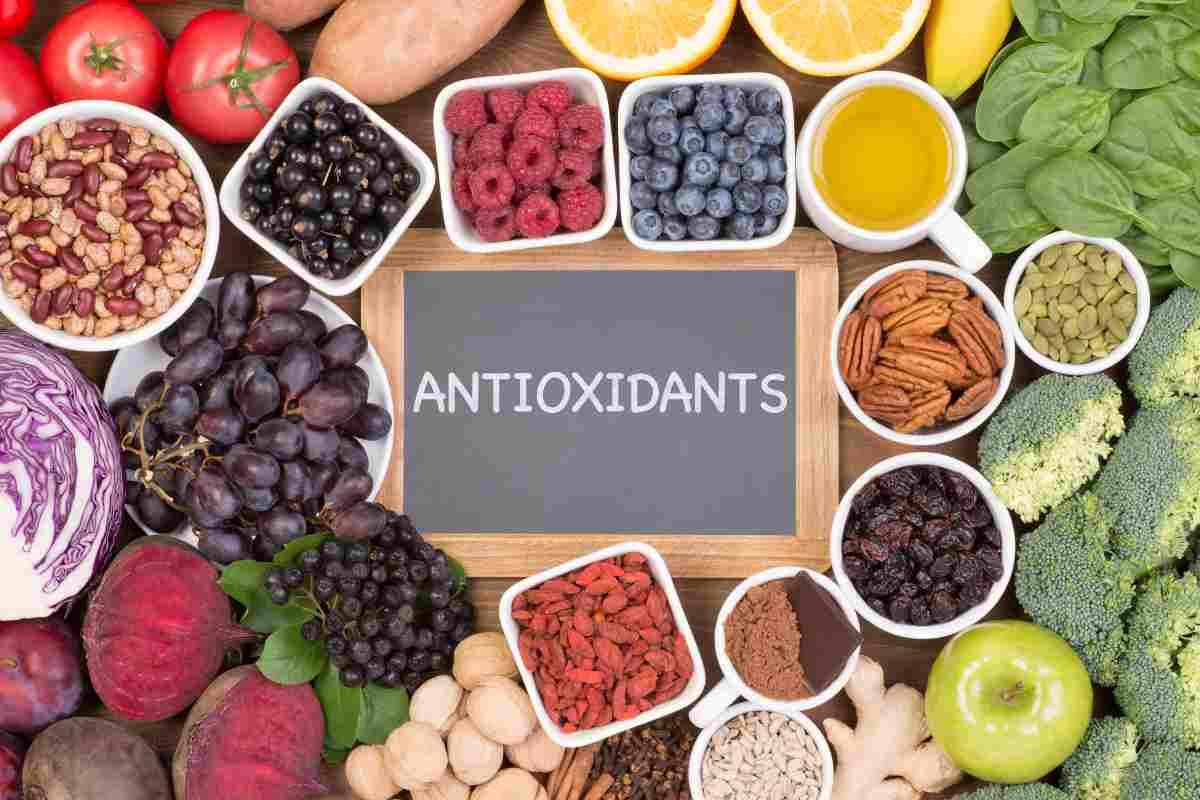 Cosa sono gli antiossidanti