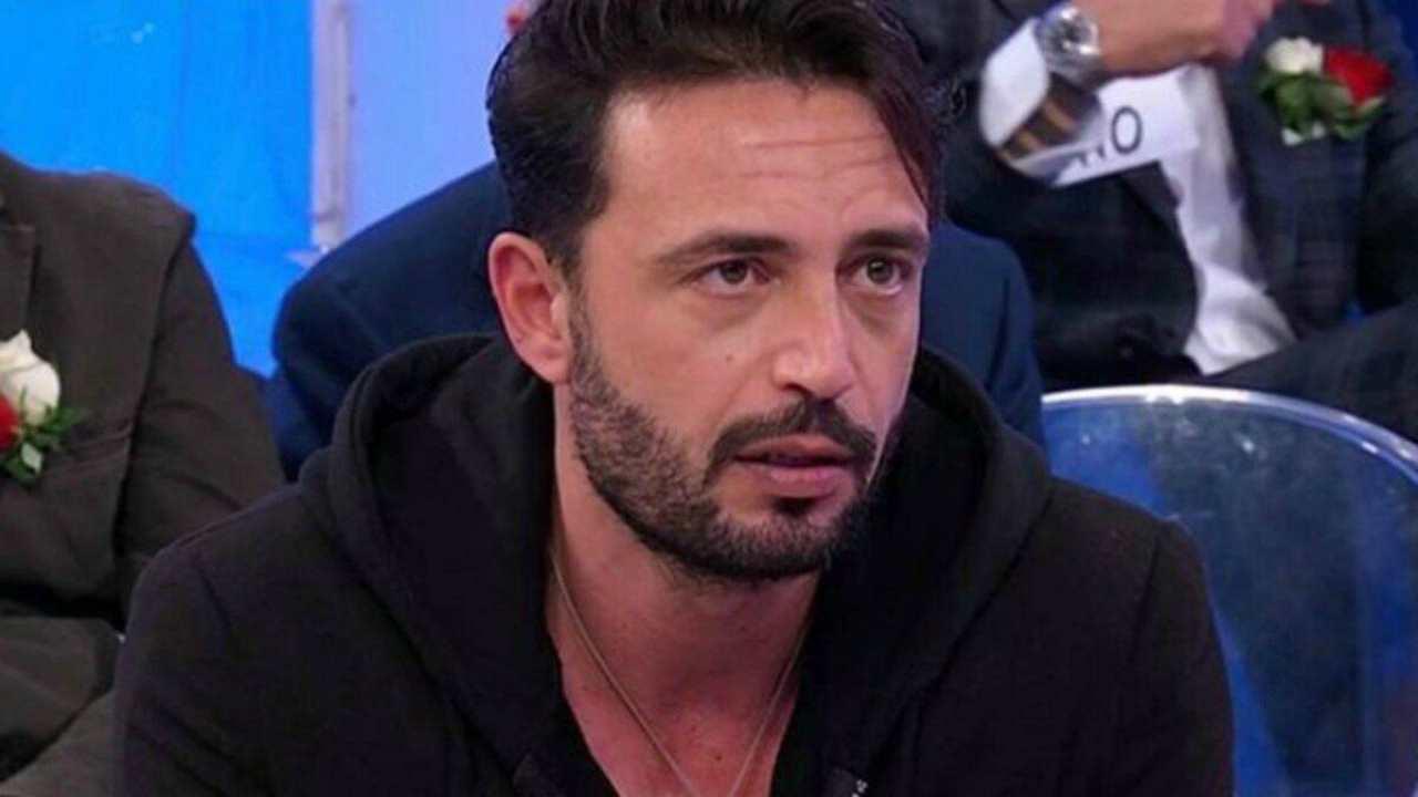 Armando esce con la corteggiatrice di Gianluca