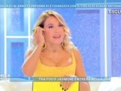 Barbara d'Urso presenta il fidanzato a Domenica Live