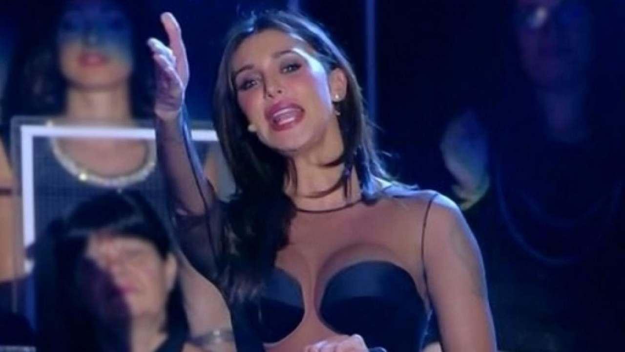 Belen Rodriguez usata dall'ex