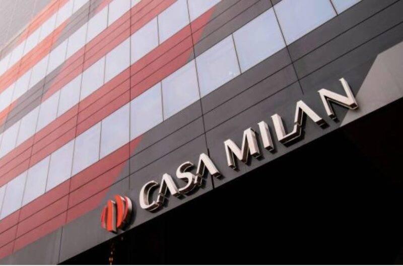 Casa Milan, il Presidente della Juventus in visita (Getty Images)