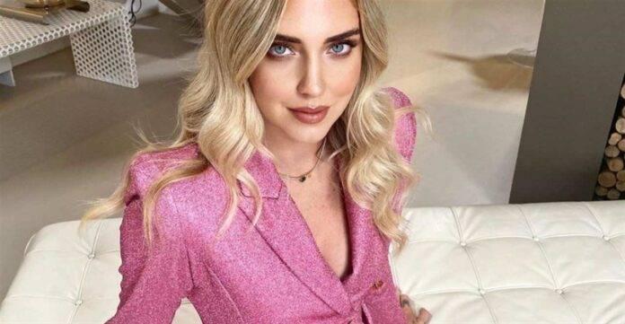 Chiara Ferragni fashion week