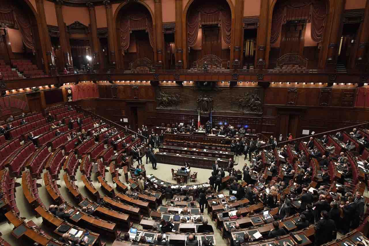 Come cambia il Parlamento dopo il Referendum sul taglio dei parlamentari (Getty Images)