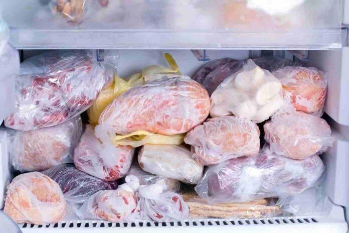 Consigli per la pulizia del congelatore