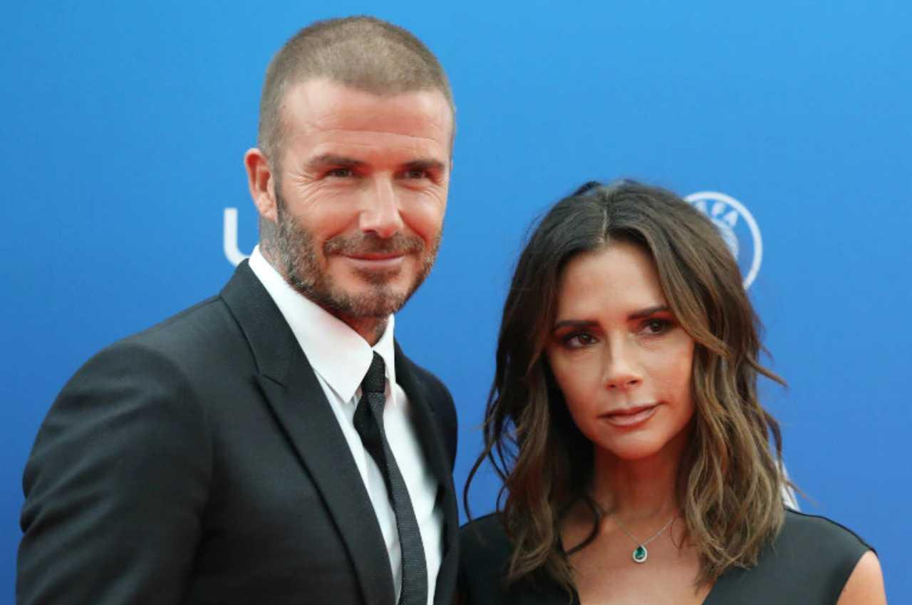 Victoria e David Beckham hanno il coronavirus