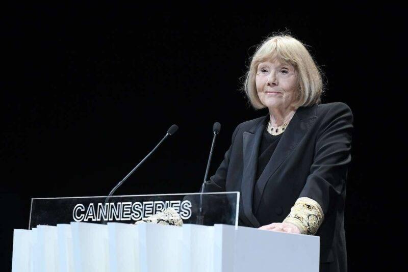 Diana Rigg, la celebre attrice è morta a 82 anni (Getty Images)
