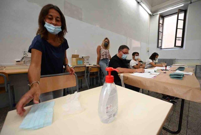 Elezioni Italia, i dati di affluenza alle urne dopo il primo giorno (Getty Images)
